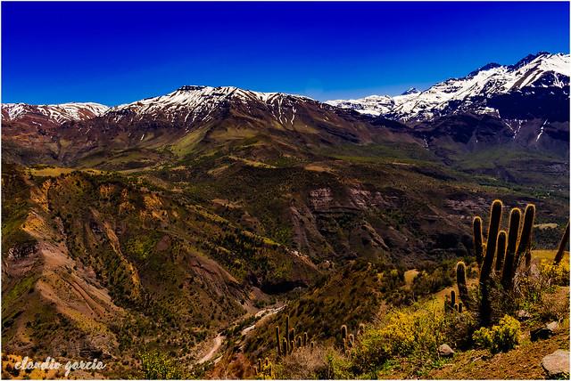 Vistas cordilleranas / Mountain views