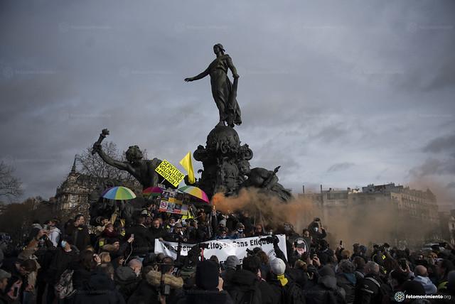 30_01_2021 Contra la Llei de Seguretat Global – París