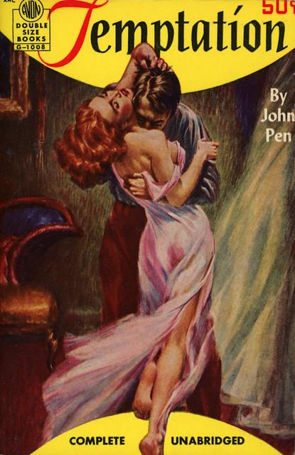 Avon Books G-1008 - John Pen - Temptation