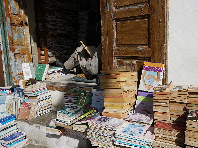 Rabat bookstore
