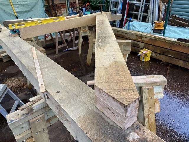 New principal rafter position - 12