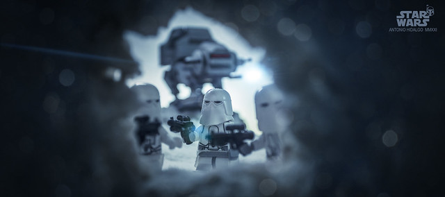 GUARDING THE EXITS OF ECHO BASE