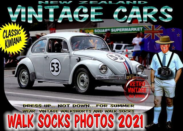 Walksocks Vintage Cars in Part 6 2021