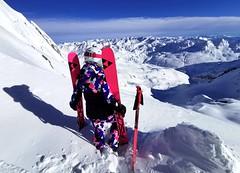 Výhled na Gemsstock (2961 m)