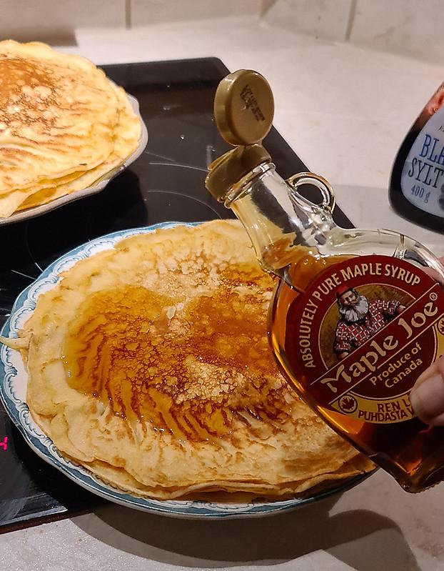 Middagsförberedelse