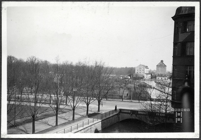ArchivTappen2AAl2d629 Tivoli-Kunstmühle, München, Fotoalbum, 1900-1930er