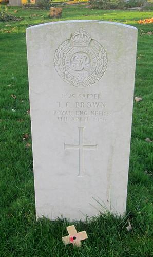 Great War Grave, Hebburn