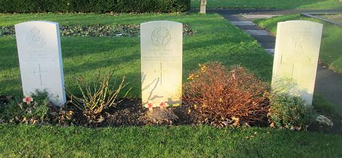 Hebburn, Group of War Graves
