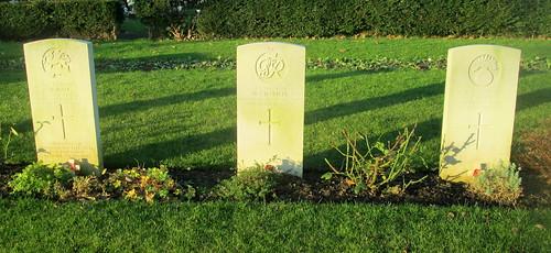 Hebburn, Second World War Graves