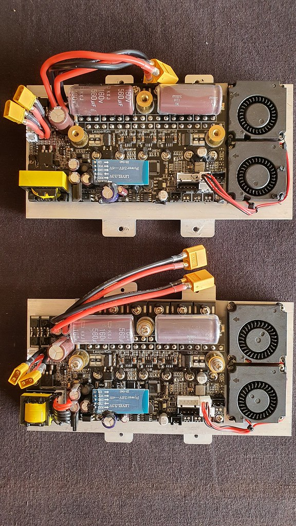 Control board comparison