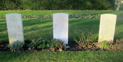 Group of Second World War Graves, Hebburn