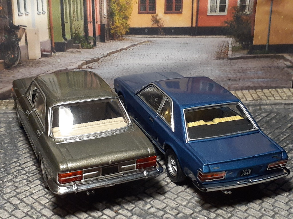 Fiat 130 Coupé - 1971