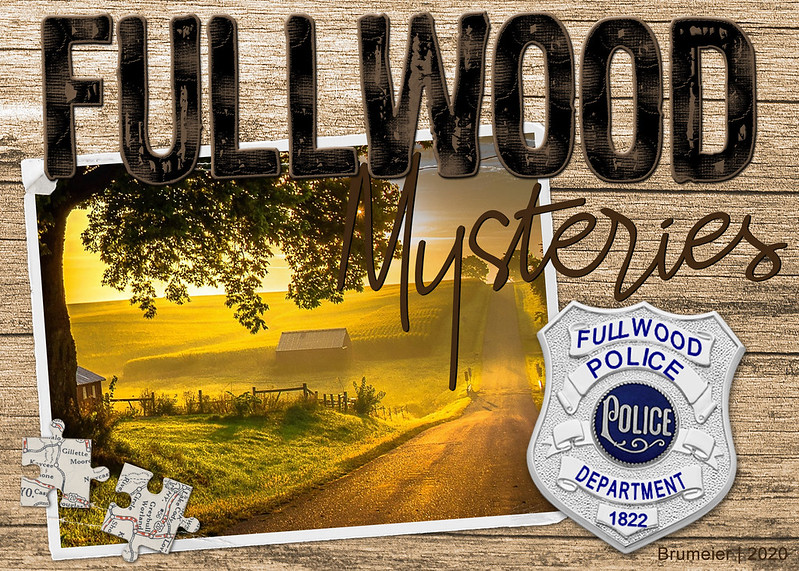Fullwood Mysteries title page
