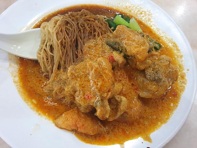 noodle good taste kajang dry curry noodles