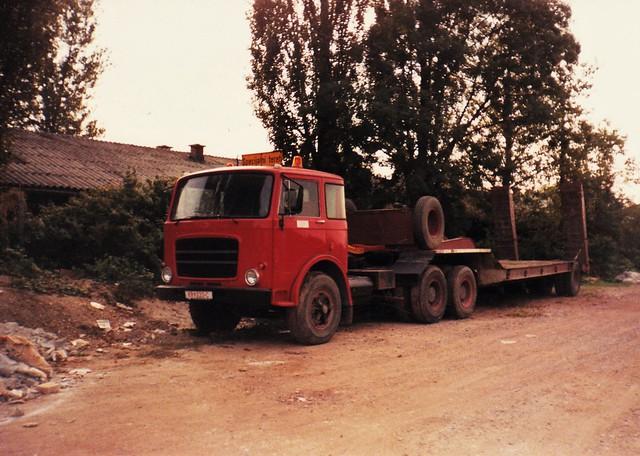 OM Titano 6x4 Karlovac Croatie Hrvatska 1994a