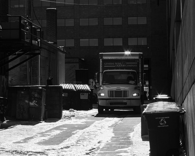 Ann Arbor Alley
