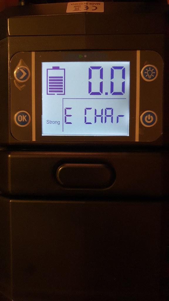 'EChar' display (corrected)