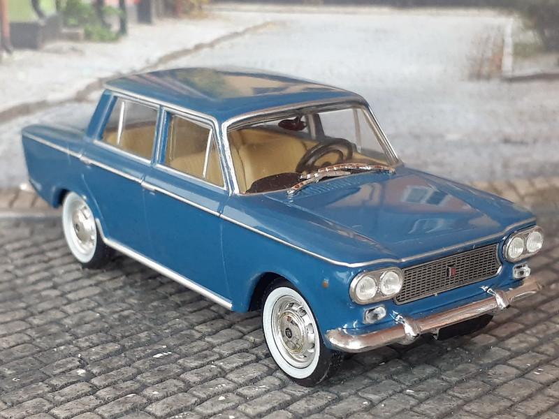 Fiat 1500 Berina - 1961