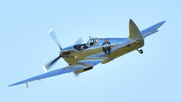 RAF Vickers Supermarine Spitfire MkIX G-IRTY MJ271 CBAF IX 970
