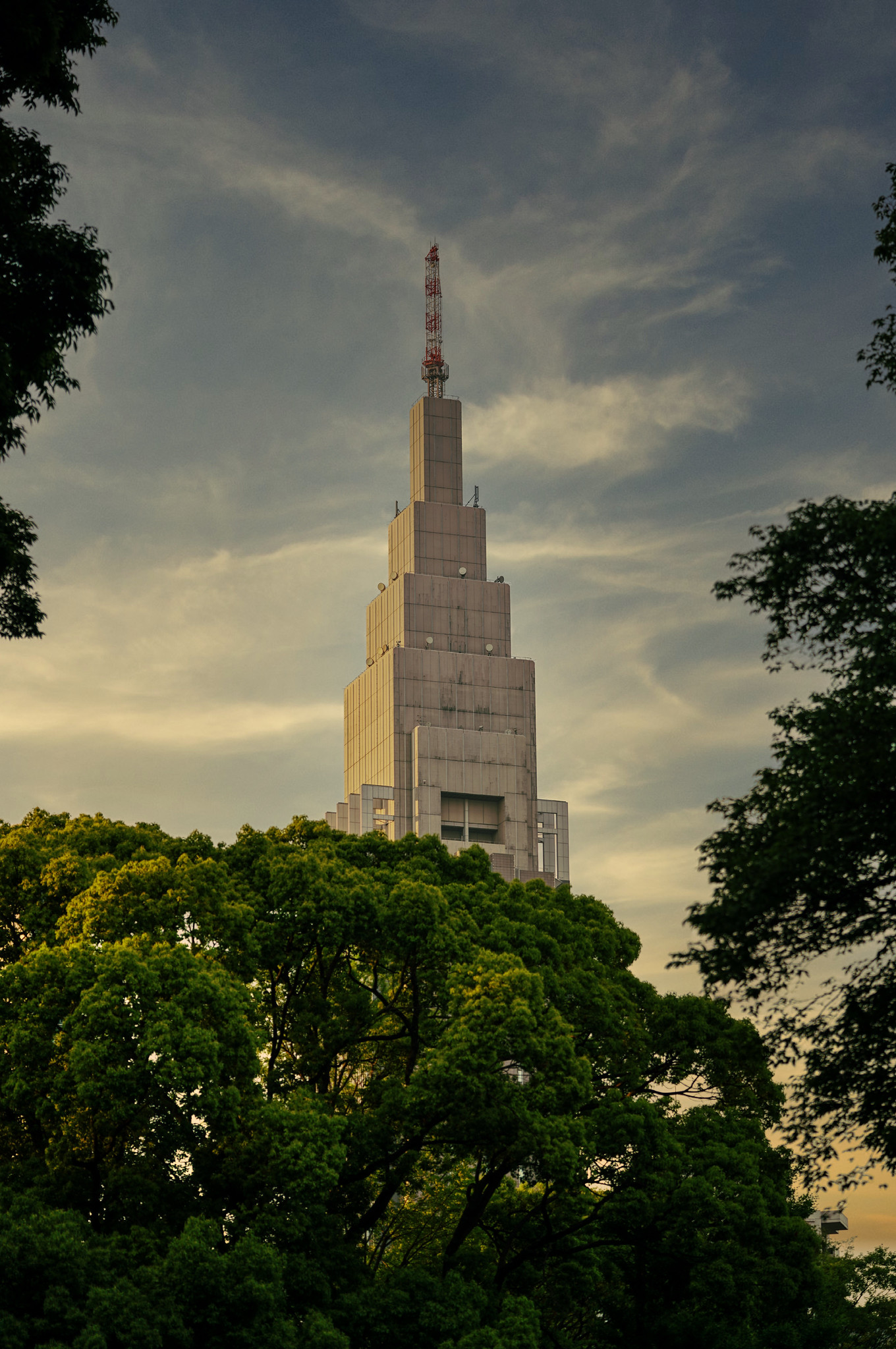 Tower in Tokyo