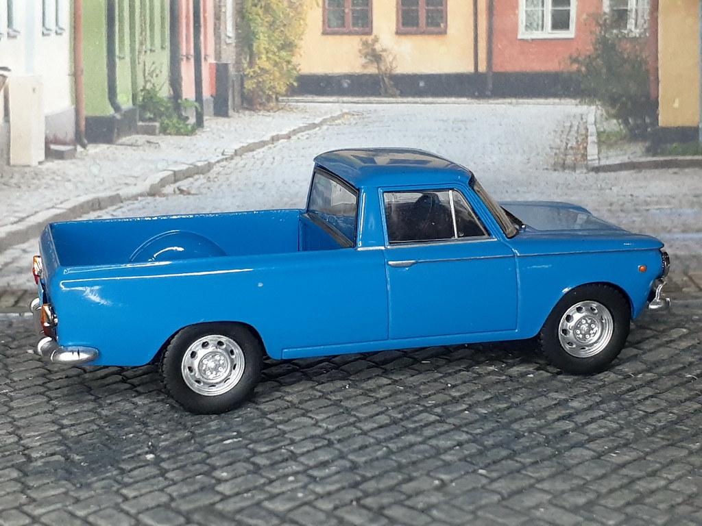 Fiat 1500 Multicarga - 1965