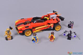 Review: 71737 X-1 Ninja Charger
