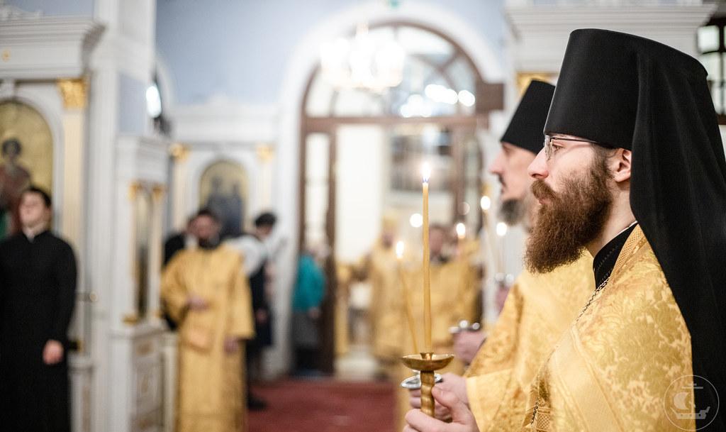 30-31 января 2021, Неделя 34-я по Пятидесятнице  / 30-31 January 2021, 34-th Sunday after Pentecost