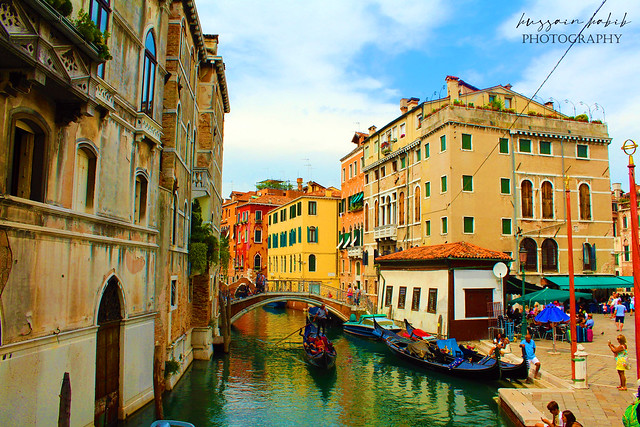 Lagoon Island- Venice Italy