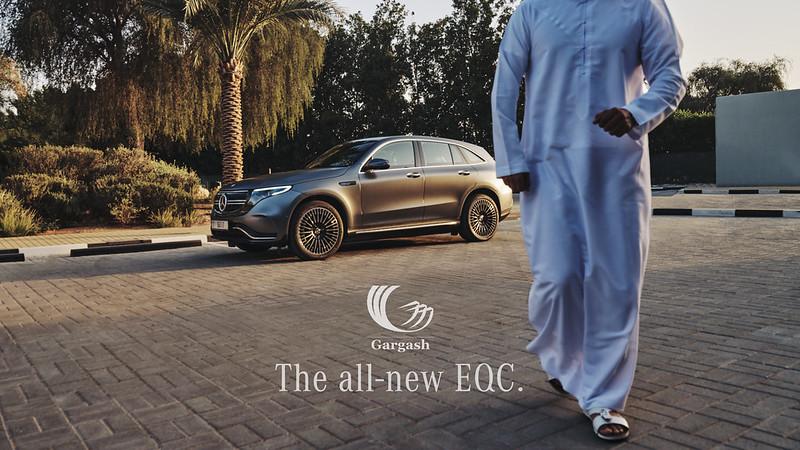 Mercedes EQC 233 by Waleed Shah 2