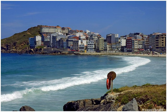 Malpica de Bergantiños - Praia de Area Maior (In explore)