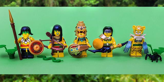 Jungle warrior unit figbarf