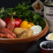 Ingredients - Poor Man's Potatoes with a Spanish Twist