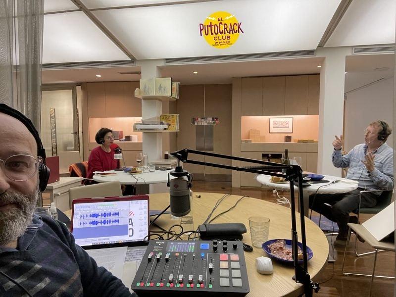El PutoCrack Club 20 -  Mery Sales Bernd Knoller Paco Cremades