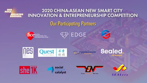 China-ASEAN New Smart City Innovation & Entrepreneurship Competition 4