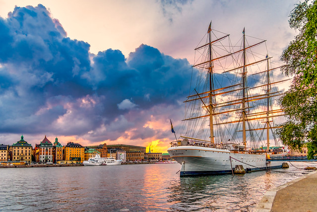 Stockholm 2015 - New Edit
