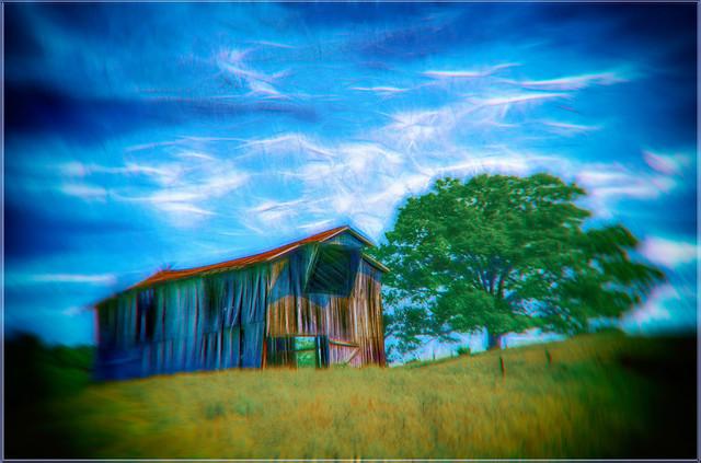 Barn Vision (Explored)