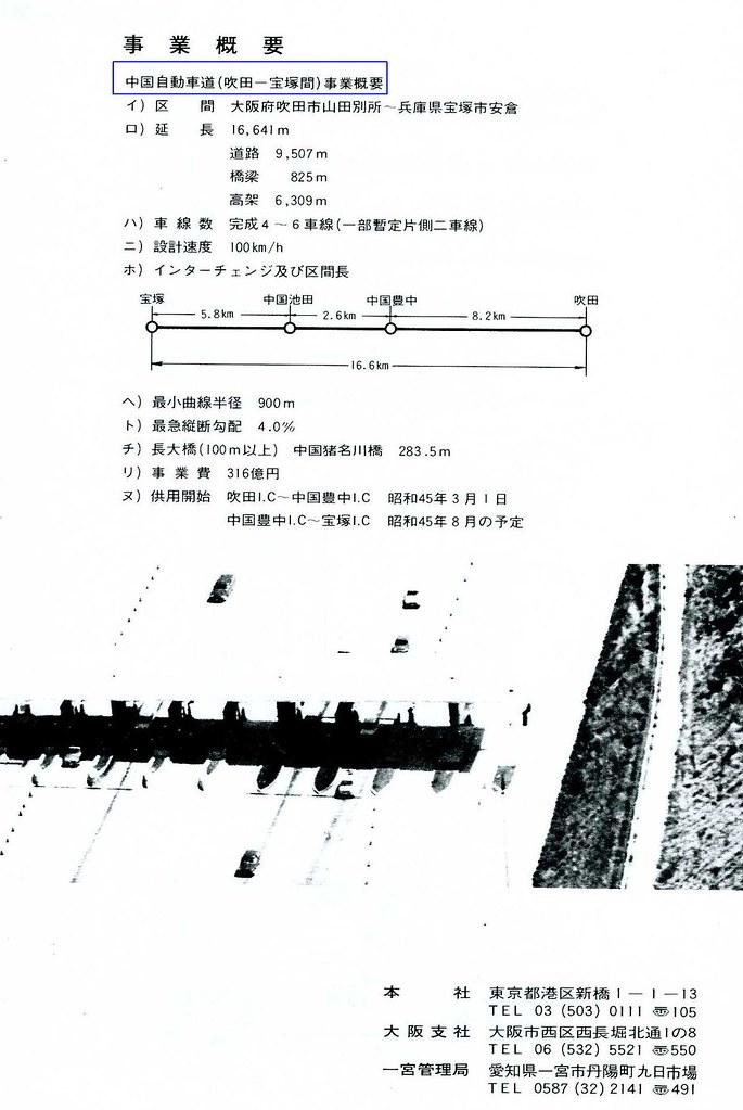 Wikipedia「中央自動車道」の変な記述を検証 (8)