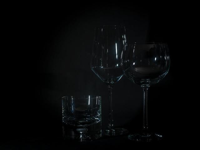 Studies of Glasses (I)