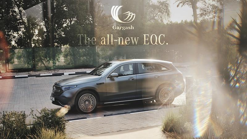 Mercedes EQC 238 by Waleed Shah 2