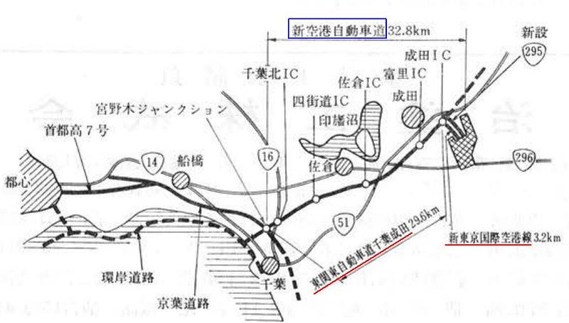 Wikipedia「中央自動車道」の変な記述を検証 (17)