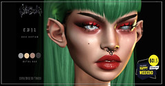 : O-CULT : Evil Nose Ring with HUD