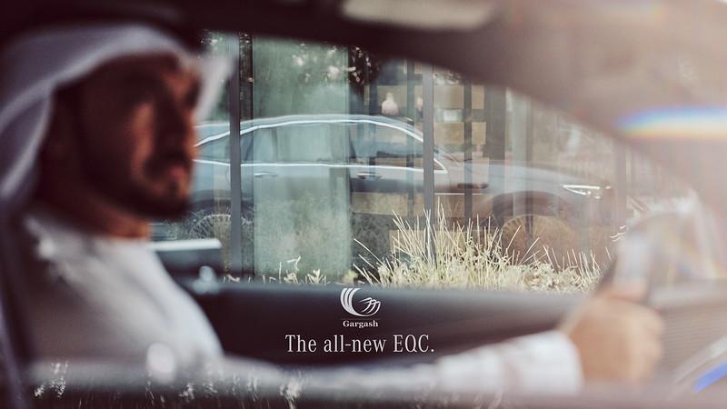 Mercedes EQC 227 by Waleed Shah