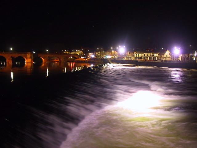 Night Waters. CanonP PowerShot G1, 2021.
