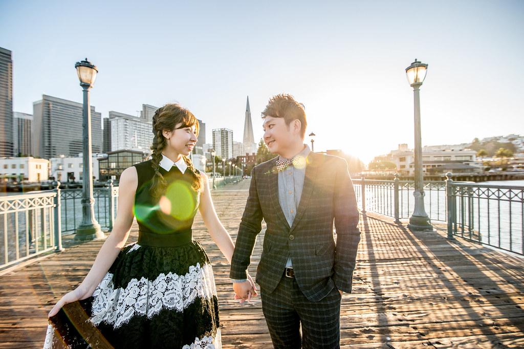 Amor愛情來了、台中婚紗工作室、台中婚紗推薦、台灣旅拍、婚紗禮服