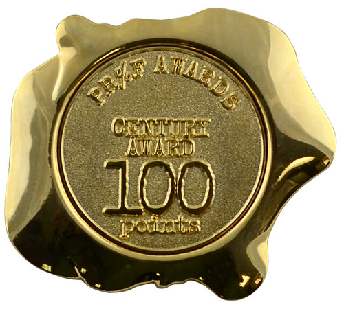 Tanduay 100-Point Century Award
