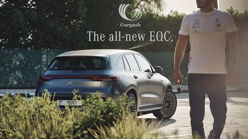Mercedes EQC 240 by Waleed Shah 1