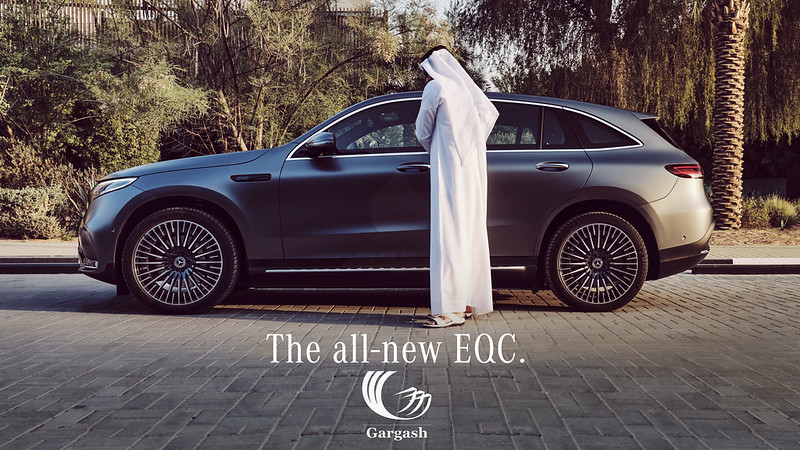 Mercedes EQC 235 by Waleed Shah 1