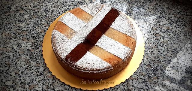 Cassata siciliana al forno  Sicilian baker cassata
