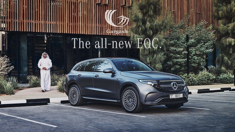 Mercedes EQC 230 by Waleed Shah 2