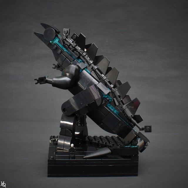 Godzilla: King of the Trapezoids